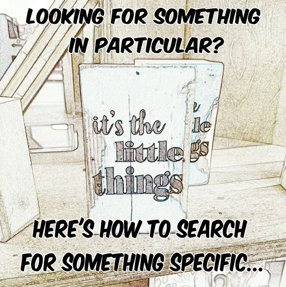 Shoes - Here's How To Do A Specific Search